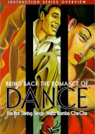 Bring Back The Romance Of Dance