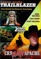 Daniel Boone, Trail Blazer/ Cry Blood Apache (Double Feature)
