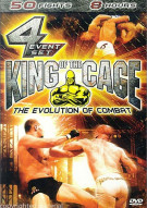 King Of The Cage: 4-Event Set