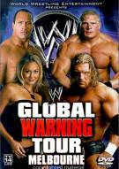 WWE: Global Warning Tour - Melbourne