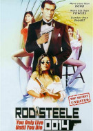 Rod Steele 0014: You Only Live Until You Die: Unrated