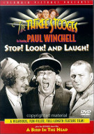 Three Stooges, The: Stop, Look And Laugh