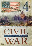 Civil War: 4-Movie Set