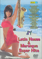 21 Latin House & Merengue Super Hits