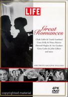 Life: Great Romances (4 DVD Box Set)