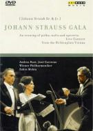 Johann Strauss Gala: Zubin Mehta