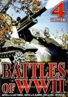 Battles Of WWII: 4-Movie Set
