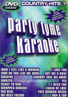 Party Tyme Karaoke: Country Hits 1