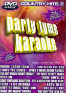Party Tyme Karaoke: Country Hits 2