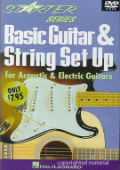Starter Series: Basic Guitar & String Set Up For Acoustic & Electric Guitars