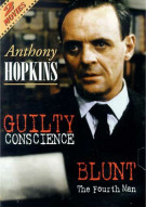 Anthony Hopkins: Guilty Conscience/ Blunt-The Fourth Man