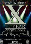 Century Media 10th Anniversary Party: Live