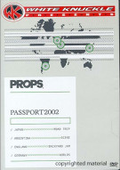 Props: Passport 2002 - White Knuckle Extreme