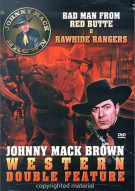 Johnny Mack Brown:Double Feature #1
