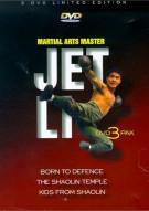 Martial Arts Master: Jet Li (3-Pack)