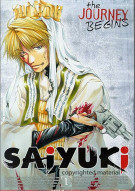 Saiyuki: Volume 1 - The Journey Begins