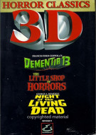 Ultimate 3D Horror Collection, The:  Volume II