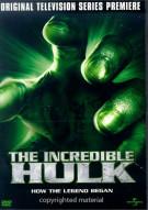 Incredible Hulk, The: Original Television Premiere
