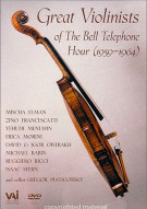 Great Violinists Of The Bell Telephone Hour: 1959-1967
