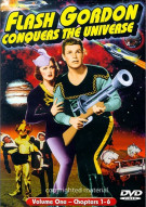 Flash Gordon Conquers The Universe: Volume One (Alpha)