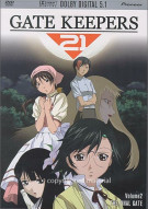 Gate Keepers 21: Volume 2 - The Final Gate
