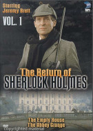 Return Of Sherlock Holmes, The: Volume 1