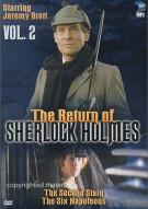 Return Of Sherlock Holmes, The: Volume 2