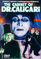 Cabinet Of Dr Caligari, The (Alpha)