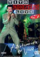Tito Rojas: Live - Autenticamente En Vivo