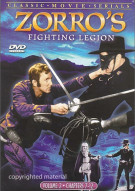 Zorros Fighting Legion: Volume 2 (Alpha)