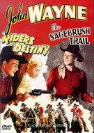 John Wayne: Riders Of Destiny / Sagebrush Trail, The