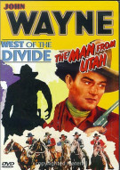 John Wayne: West Of The Divide / Man From Utah, The