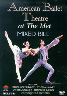 American Ballet Theatre At The Met: Mixed Bill