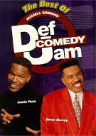 Best Of Def Comedy Jam, The:  Volume 1 (Volumes 1-6)