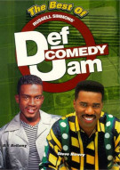Best Of Def Comedy Jam, The:  Volume 2 (Volumes 7-12)