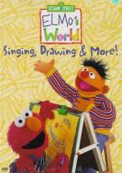 Elmos World: Singing, Drawing & More!