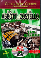 Abbott & Costello Double Feature: Africa Screams/ Jack & Beanstalk (Madacy)