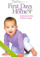 First Days Home: Baby Time Series