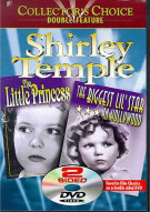 Shirley Temple: Little Princess/Biggest Lil Star