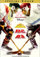 Mighty Ducks, The:  Special 3-Pack