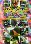 Booty-Licious: Black Spring Break Raw