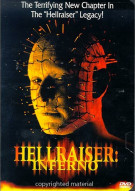 Hellraiser 4: Bloodline/ Hellraiser 5: Inferno (2-Pack)