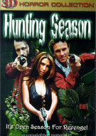 Hunting Season: 3D Horror Collection
