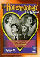Honeymooners Volume 22, The: Lost Episodes