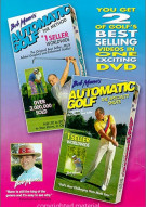 Bob Manns Automatic Golf: The Method/ The Specialty Shots