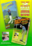 Bob Manns Automatic Golf: Lets Get Started/ Who Dinni Putting Method