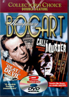 Humphrey Bogart: Beat Devil/Call Murder