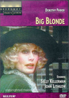 Broadway Theatre Archive: Big Blonde