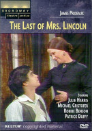 Last Of Mrs. Lincoln, The