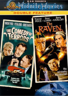 Comedy Of Terrors, The / The Raven (Double Feature)